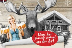 Bell Tours busreizen • Moose Bar XXL